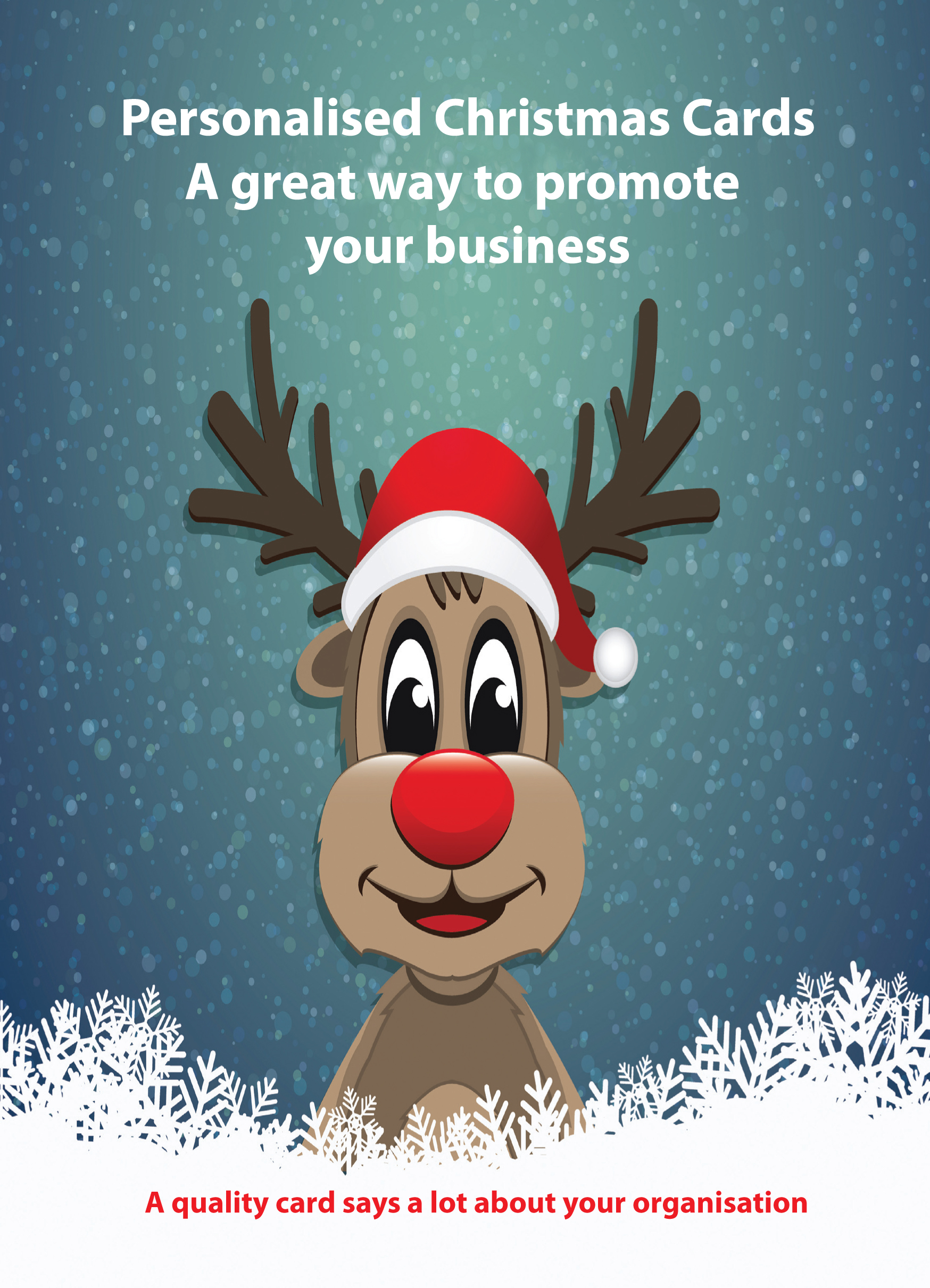 McBrinns Print Solutions - Quality Personalised Christmas Cards